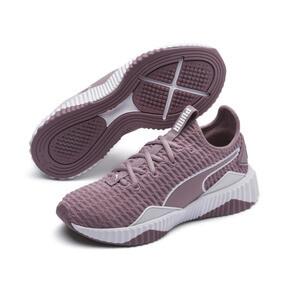 Thumbnail 2 of Defy Women's Sneakers, Elderberry-Puma White, medium