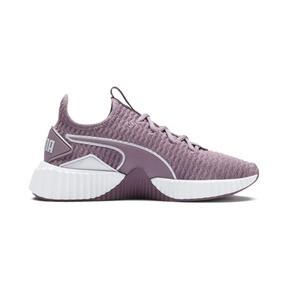 Thumbnail 5 of Defy Women's Sneakers, Elderberry-Puma White, medium