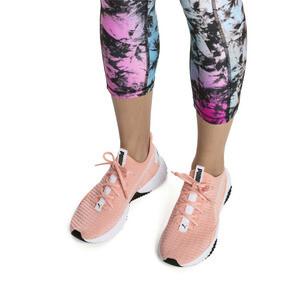 Miniatura 2 de Zapatos de entrenamiento Defy para mujer, Peach Bud-Puma White, mediano