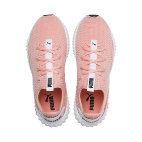 Thumbnail 7 of Defy Women's Trainers, Peach Bud-Puma White, medium