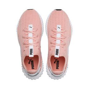 Miniatura 7 de Zapatos de entrenamiento Defy para mujer, Peach Bud-Puma White, mediano