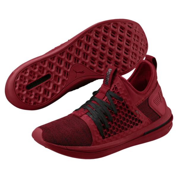IGNITE Limitless SR NETFIT Men's Trainer Shoes, Red Dahlia, large
