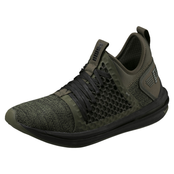 IGNITE Limitless NETFIT Street Men's Running Shoes, Forest Night, large