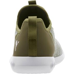 Thumbnail 4 of Carson 2 X Knit Men's Running Shoes, Olivine-Puma White, medium