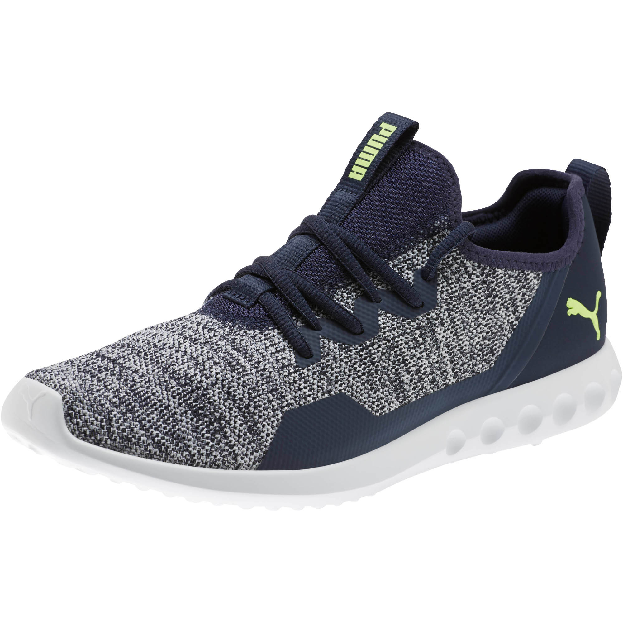 PUMA-Carson-2-X-Knit-Men-039-s-Running-Shoes-Men-Shoe-Running thumbnail 26