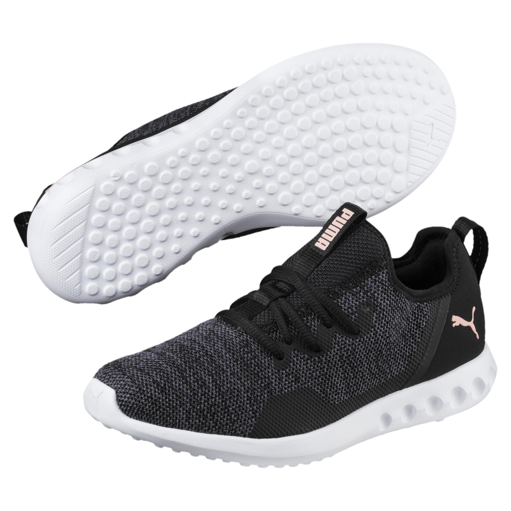 PUMA-Carson-2-X-Knit-Women-s-Running-Shoes-Women-Shoe-Running thumbnail 3