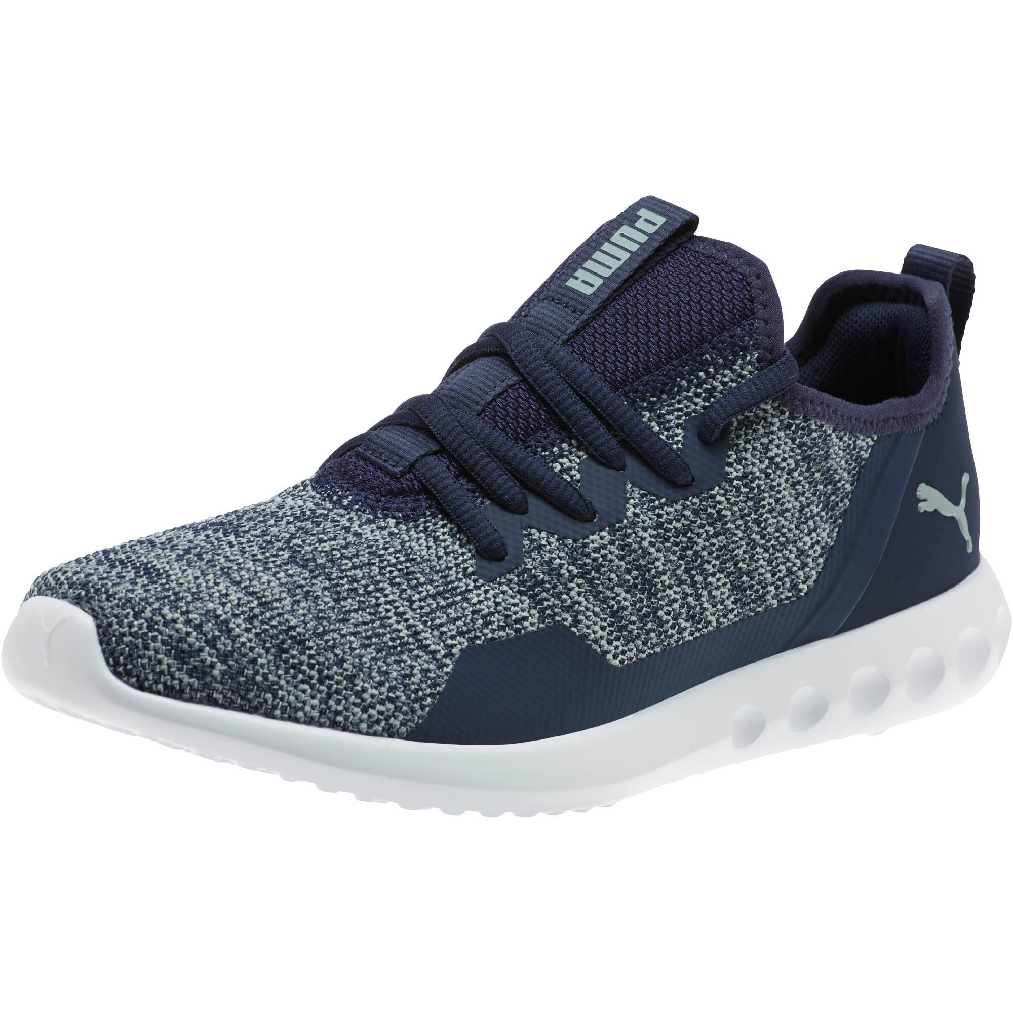 PUMA-Carson-2-X-Knit-Women-s-Running-Shoes-Women-Shoe-Running thumbnail 6