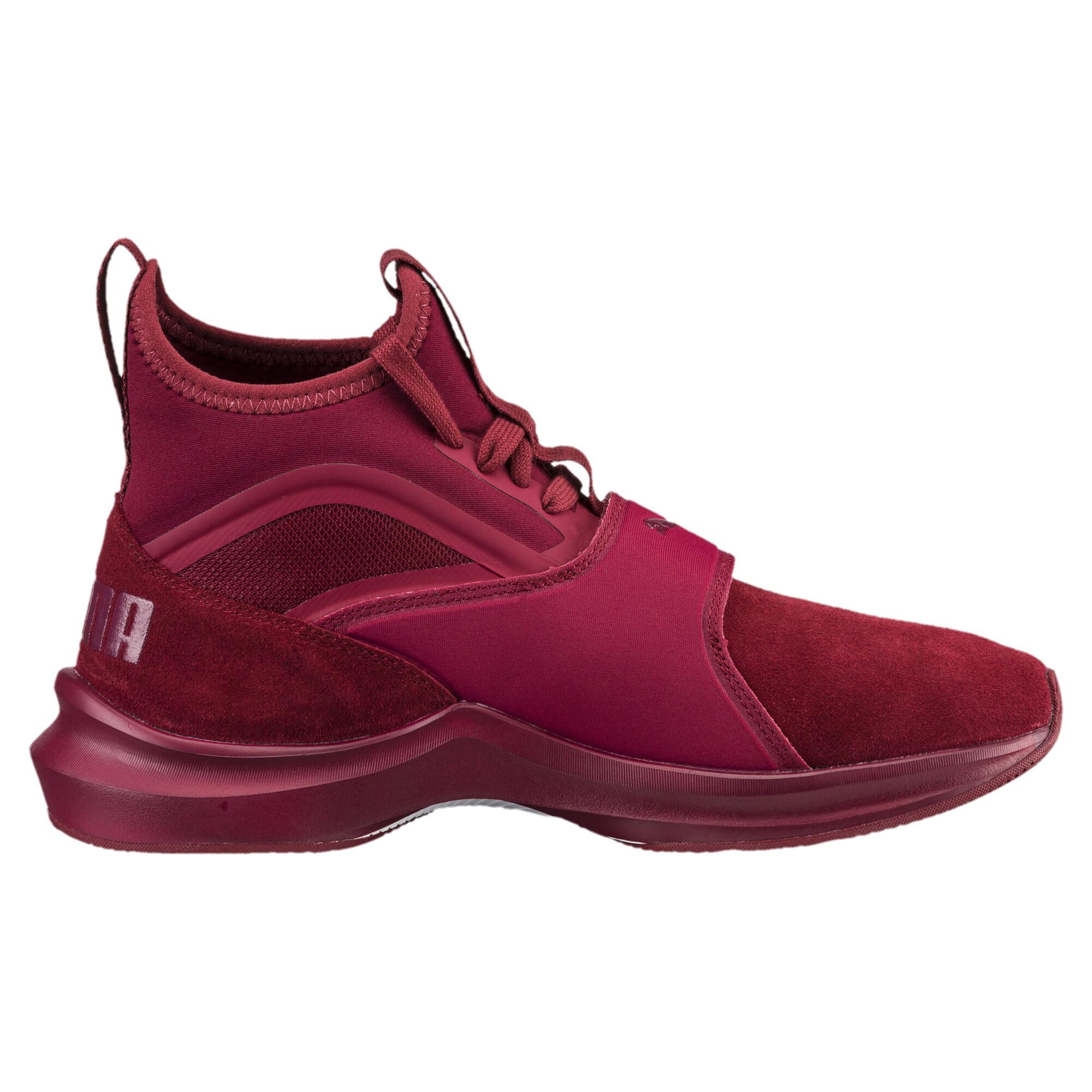 100% authentic wide range premium selection Details about PUMA Phenom Suede Women's Training Shoes Women Shoe Training