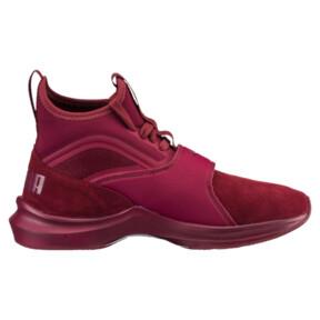 Thumbnail 3 of Phenom Suede Women's Training Shoes, Cordovan-Cordovan, medium