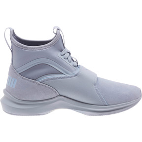 Thumbnail 3 of Phenom Suede Women's Training Shoes, Icelandic Blue-Icelandic, medium
