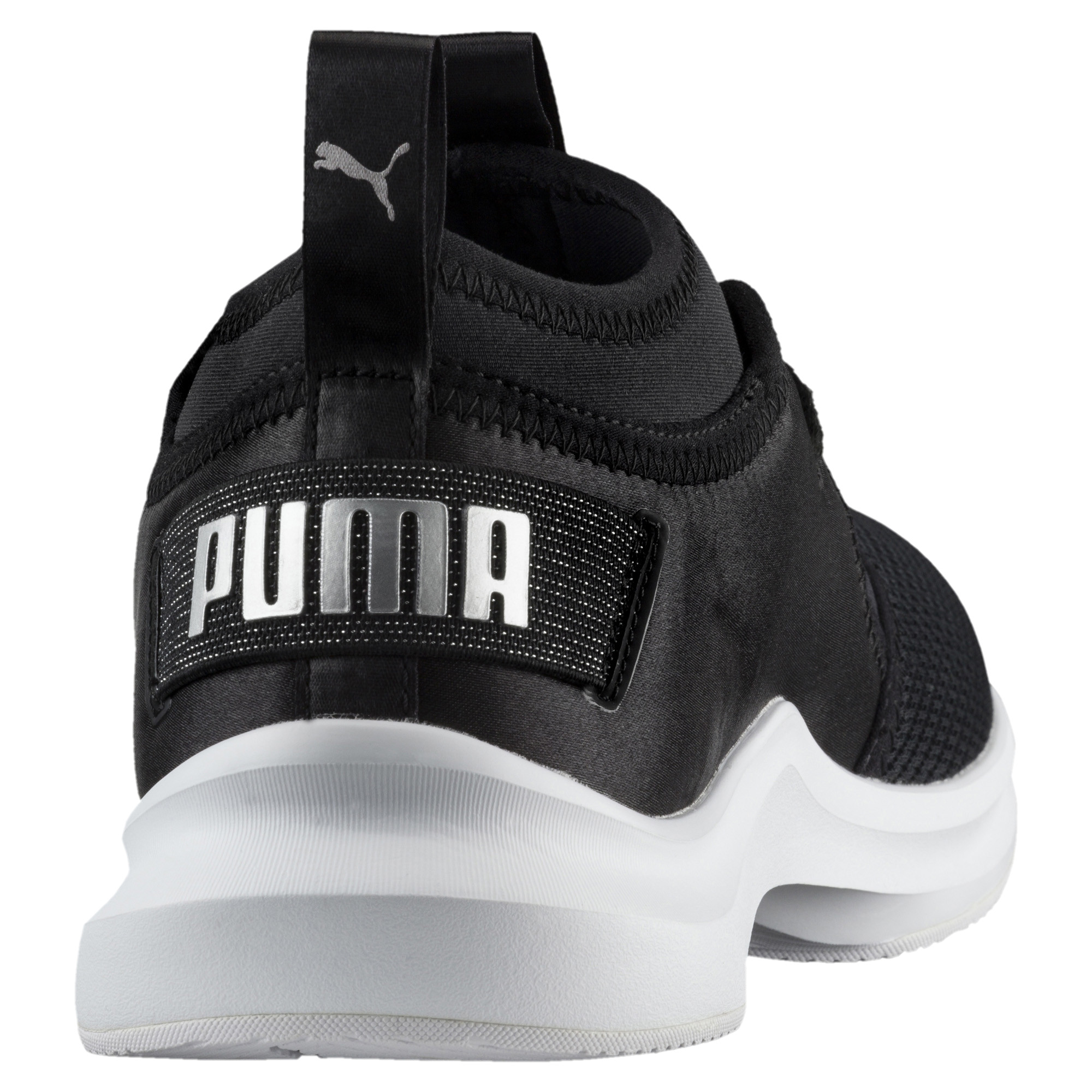Image Puma Women's Phenom Satin Lo EP Training Shoes #4
