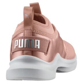 Thumbnail 4 of Phenom Satin Lo EP Women's Training Shoes, Peach Beige-Puma White, medium