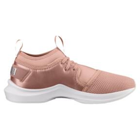 Thumbnail 3 of Phenom Satin Lo EP Women's Training Shoes, Peach Beige-Puma White, medium