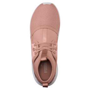 Thumbnail 5 of Phenom Satin Lo EP Women's Training Shoes, Peach Beige-Puma White, medium