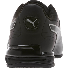 Thumbnail 4 of Super Levitate Men's Running Shoes, Puma Black-Puma Aged Silver, medium