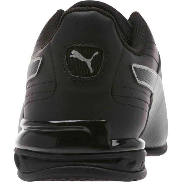 Super Levitate Men's Running Shoes, Puma Black-Puma Aged Silver, large