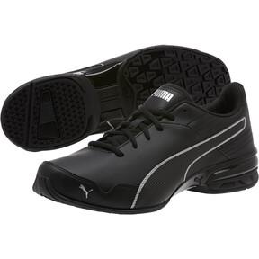 Thumbnail 2 of Super Levitate Men's Running Shoes, Puma Black-Puma Aged Silver, medium