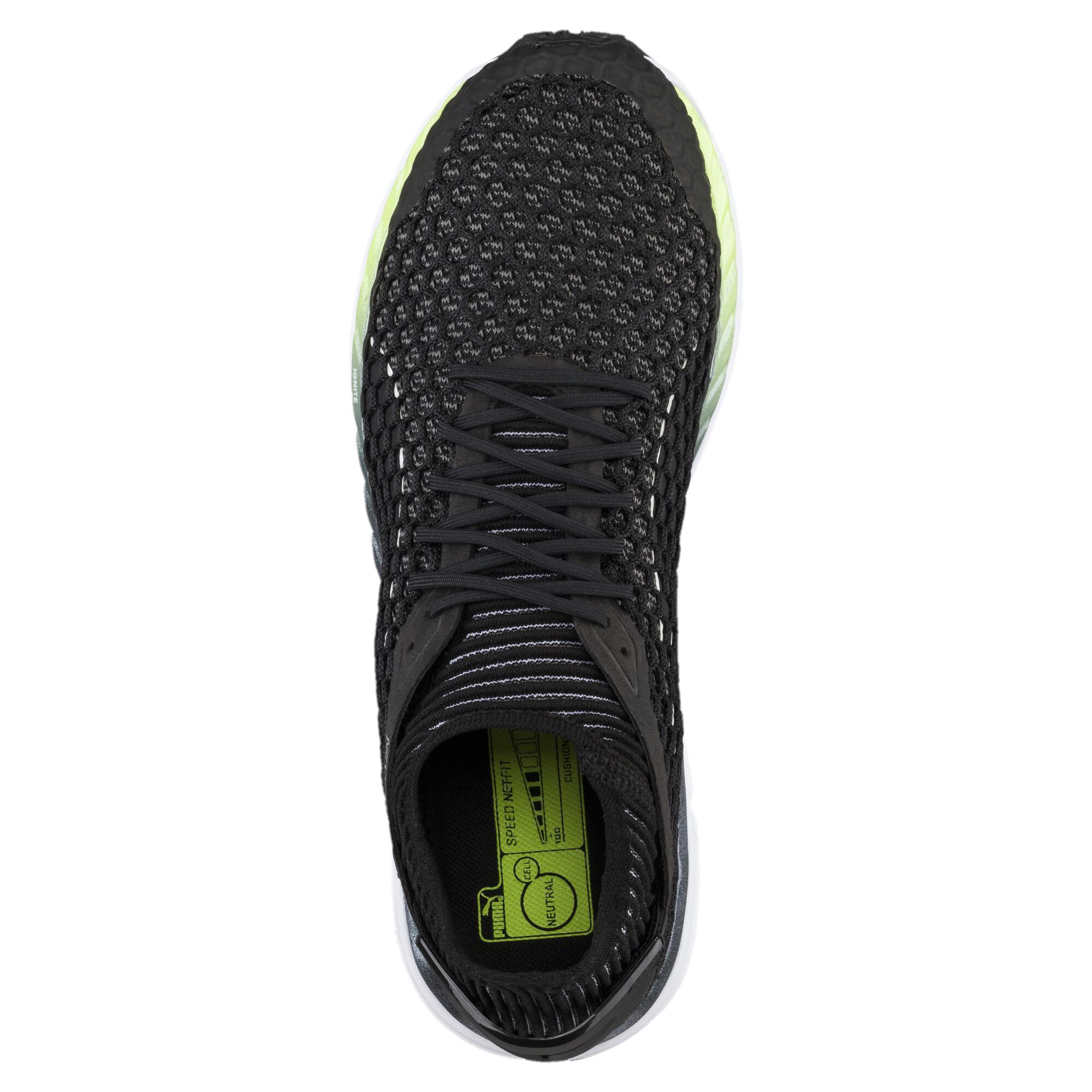 Image Puma Men's Speed IGNITE NETFIT 2 Running Shoes #5