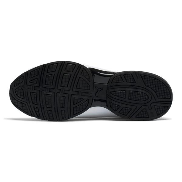 Viz Runner Men's Running Shoes, Puma White-Puma Black, large