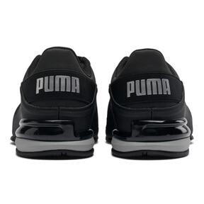 Thumbnail 4 of Viz Runner Men's Running Shoes, Puma Black-Puma Silver, medium