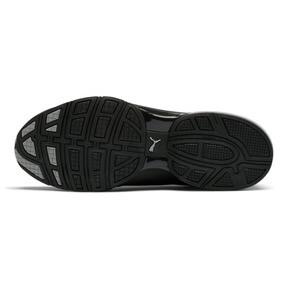 Thumbnail 3 of Viz Runner Men's Running Shoes, Puma Black-Puma Silver, medium