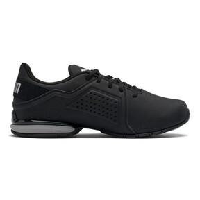 Thumbnail 5 of Viz Runner Men's Running Shoes, Puma Black-Puma Silver, medium