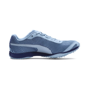 Thumbnail 5 of evoSPEED Haraka 5 Women's Track Spikes, CERULN-SodalteBlue-Slvr, medium