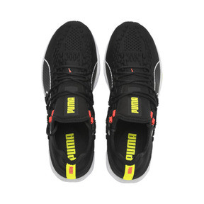 Thumbnail 7 of SPEED RACER Men's Running Shoes, Black-Nrgy Red-Yellow Alert, medium