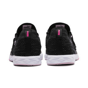 Thumbnail 4 of SPEED 300 RACER Women's Running Shoes, Black-WinsomeOrchid-KPINK, medium