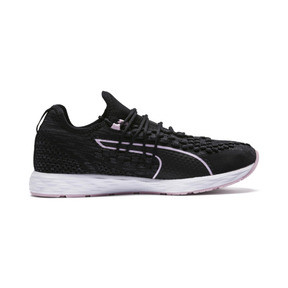 Thumbnail 5 of SPEED 300 RACER Women's Running Shoes, Black-WinsomeOrchid-KPINK, medium