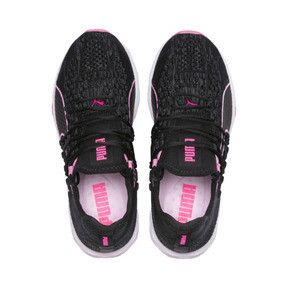 Thumbnail 6 of SPEED 300 RACER Women's Running Shoes, Black-WinsomeOrchid-KPINK, medium