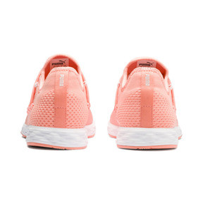 Thumbnail 3 of SPEED RACER Women's Running Shoes, Bright Peach-Peach Bud-White, medium