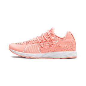 Thumbnail 1 of SPEED RACER Women's Running Shoes, Bright Peach-Peach Bud-White, medium