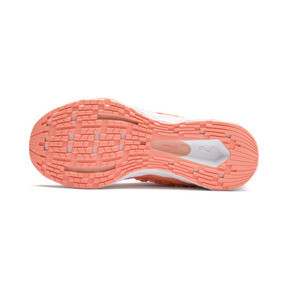Thumbnail 4 of SPEED RACER Women's Running Shoes, Bright Peach-Peach Bud-White, medium
