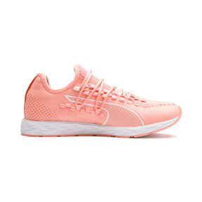 Thumbnail 5 of SPEED RACER Women's Running Shoes, Bright Peach-Peach Bud-White, medium