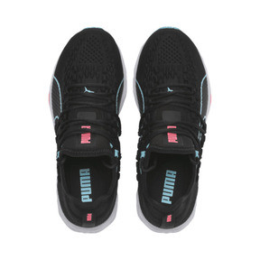 Thumbnail 7 of Chaussure de course SPEED RACER pour femme, Black-Milky Blue-Pink Alert, medium