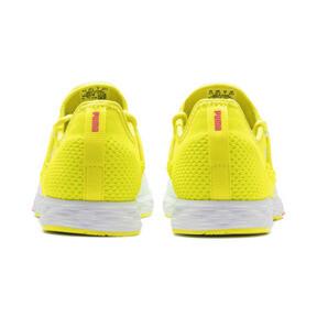 Thumbnail 4 of SPEED 300 RACER Women's Running Shoes, Yellow-White-Pink Alert, medium
