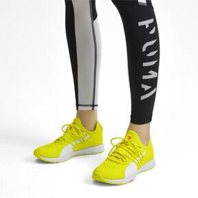 Thumbnail 2 of SPEED 300 RACER Women's Running Shoes, Yellow-White-Pink Alert, medium