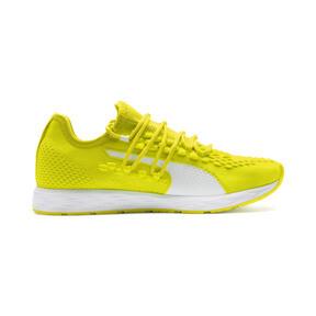Thumbnail 6 of SPEED 300 RACER Women's Running Shoes, Yellow-White-Pink Alert, medium