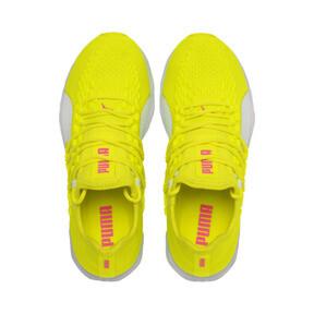 Thumbnail 7 of SPEED 300 RACER Women's Running Shoes, Yellow-White-Pink Alert, medium