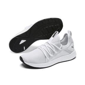 Thumbnail 2 of NRGY Neko Men's Running Shoes, Puma White-Puma White, medium