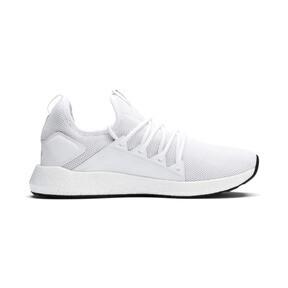Thumbnail 5 of NRGY Neko Men's Running Shoes, Puma White-Puma White, medium