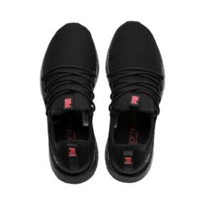 Thumbnail 6 van NRGY Neko hardloopschoenen voor mannen, Puma zwart-Puma zwart, medium