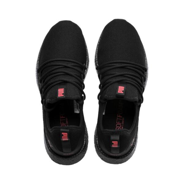 NRGY Neko hardloopschoenen voor mannen, Puma zwart-Puma zwart, large