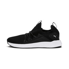 Thumbnail 1 of NRGY Neko Women's Running Shoes, Puma Black-Puma White, medium
