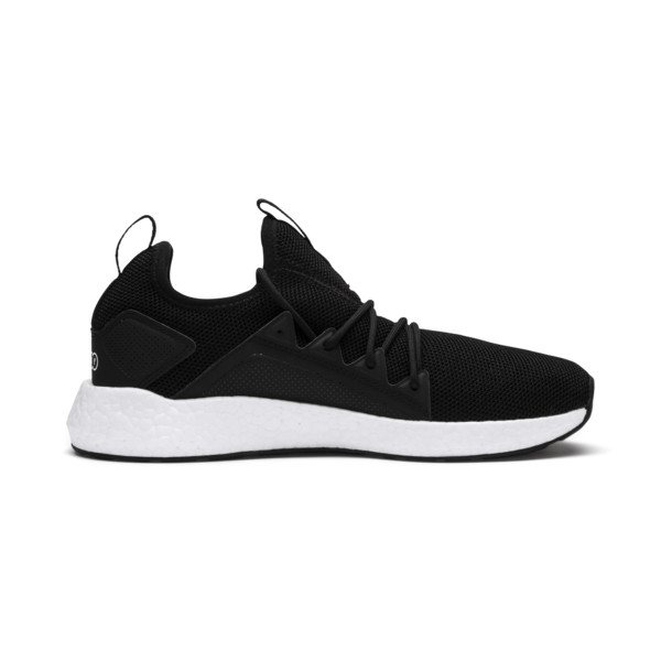 NRGY Neko Women's Running Shoes, Puma Black-Puma White, large
