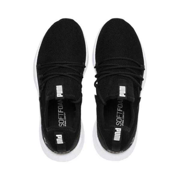 Zapatillas de running de mujer NRGY Neko, Puma Black-Puma White, grande