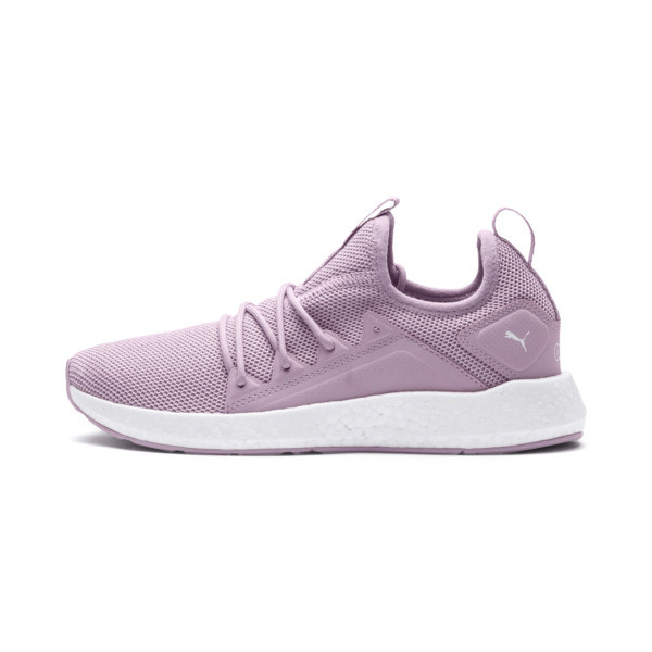 NRGY Neko Women's Running Shoes, Winsome Orchid-Puma White, large
