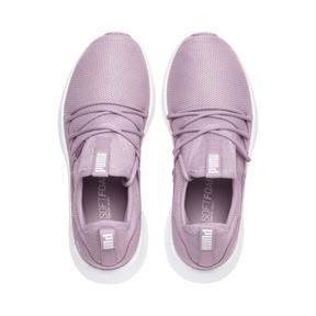 Thumbnail 6 of NRGY Neko Women's Sneakers, Winsome Orchid-Puma White, medium