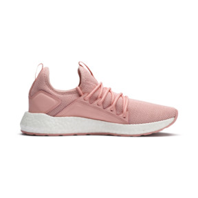 Thumbnail 5 of NRGY Neko Women's Running Shoes, Peach Bud-Puma White, medium